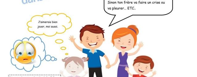 Sentiments des enfants sages